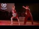 Michael Malitowski Joanna Leunis Warsaw Int Dance Champ 2017 ShowDance Samba