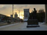 Солнечный столп Запорожье мороз - 20 Красиво и загадочно ! Light pillar in Zp #BZYar