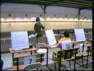 1984 Olympic Games - Shooting - Men's Air Rifle