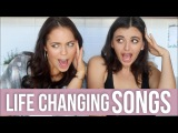 THESE SONGS WILL CHANGE YOUR LIFE ft. CLAUDIA SULEWSKI! Rebecca Black