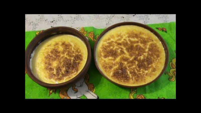 🥛👍 Молочные деревенские продукты Каймак как сделать и красиво разложить