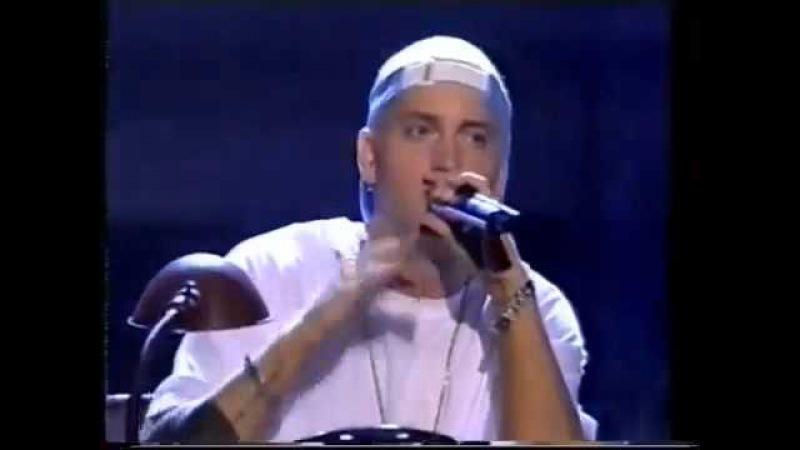 Eminem Elton John Stan Live at Grammy Awards