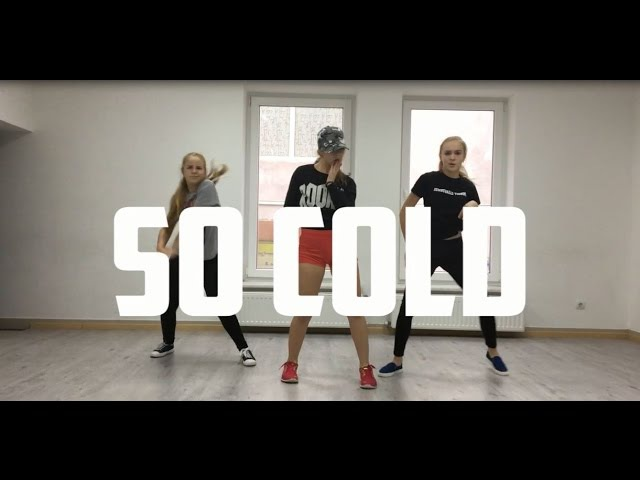 Tank-So Cold | Choreography by Igor Kmit
