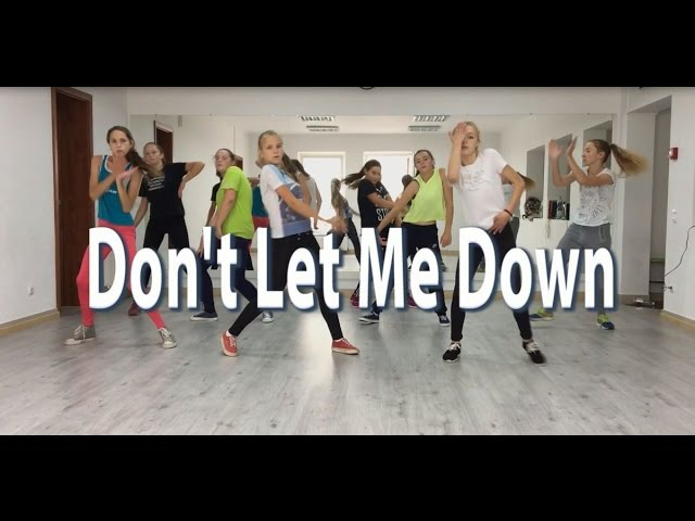 The Chainsmokers feat Daya - Don't Let Me Down | Choreography by Igor Kmit