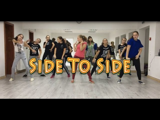 Ariana Grande - Side To Side | Choreography by Igor Kmit