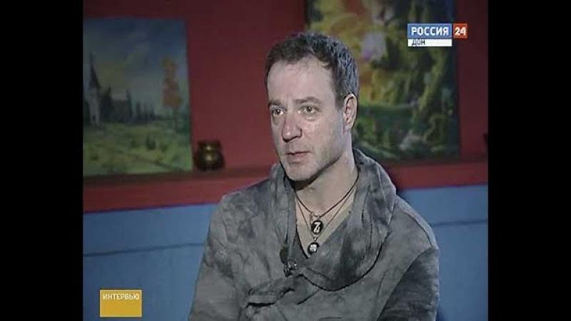 Animal ДжаZ в Ростове Вести.Интервью