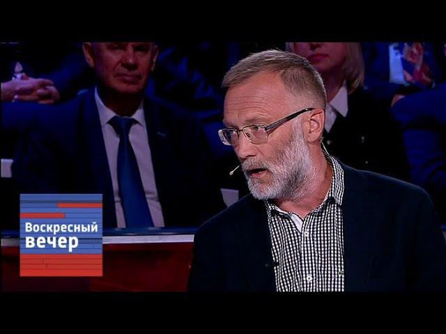 Михеев про забег Саакашвили: Это крах его политический карьеры!