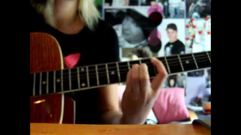 30 Seconds to Mars - The Kill (acoustic guitar cover)