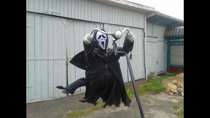 Пугало (Scarecrow) - такого вы ещё не видели!