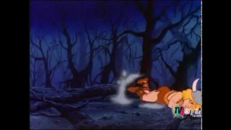 Caverna do Dragão Episódio 26 - A Névoa da Escuridão - Completo Dublado