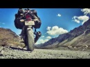Riding to the top of the World Leh - Ladakh