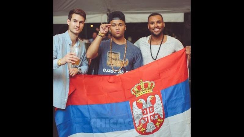 CRNI SRBI - Iz Dana u Dan: Serb Fest