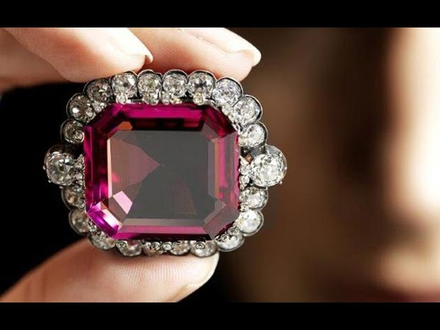 Top 10 most expensive gemstones sold at auction
