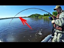 Рыбалка на сома с квоком - вот это мы порыбачили!