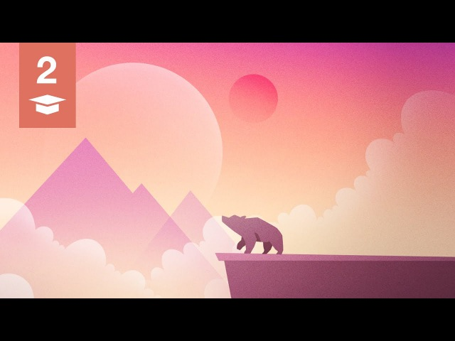 Dan's illustration tutorial 02 Minimal fast and ambient