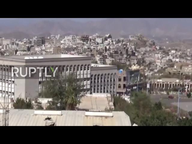 Йемен: Про-Хади сразится с Хатисом за контроль над Президентским Дворцом в Таиз.