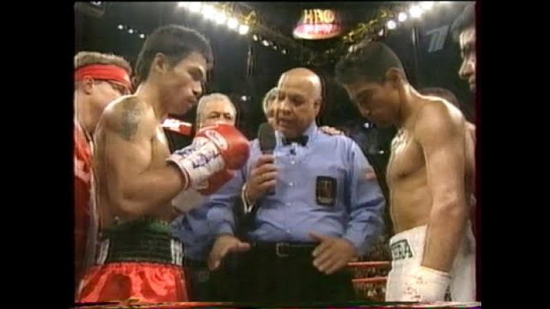 Manny Pacquiao-Erik Morales 1 (Вл.Гендлин ст )Мэнни Пакьяо-Эрик Моралес 1