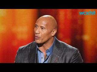 The Rock Takes Home Award At People's Choice