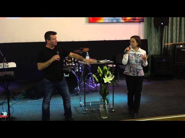 Апостол Джеф Дженсен (Jeff Jansen), WLI, 2 день, вечер, 18.04.15