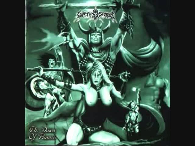 Gates Of Ishtar - The Dawn Of Flames (Full Album) 1997