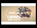 Flamemakers Álmok Szigetén Davroz Bootleg 2017