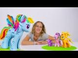 Spielspaß mit Play-Doh - My Little Pony - Wir schmücken Rainbow Dash