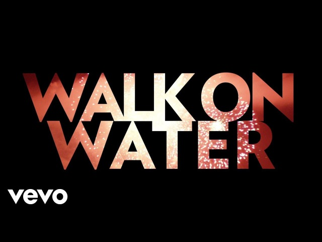 30 SECONDS TO MARS - Walk On Water (Official Lyric Video)