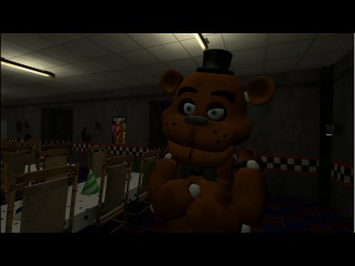 FNaF Short GMod Animation: BB wants a Donut (8K Subs Special)