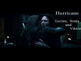 Underworld Lucian, Sonja, and Viktor Hurricane