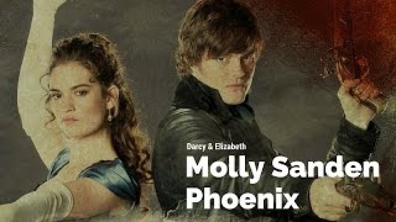 Molly Sanden - Phoenix - Darcy and Elizabeth - PPZ