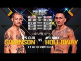 UFC 212 Free Fight Max Holloway vs Cub Swanson