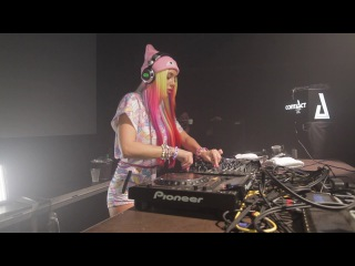 Marika Rossa: closing set at Contact Festival Munich 2016 in Zenith hallen, Germany