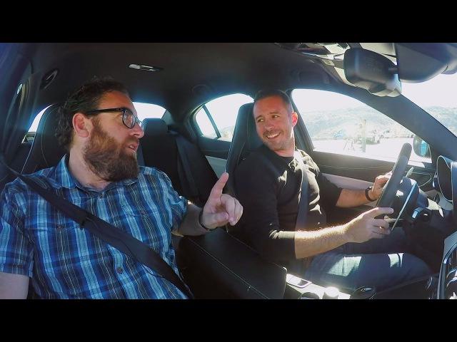 Quick Drive 2017 Alfa Romeo Giulia Quadrifoglio (w Jonny Lieberman) – Daily Fix Free Episode
