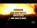 Have You Ever Seen The Rain? in the Style of Creedence Clearwater Revival (no lead vocal)