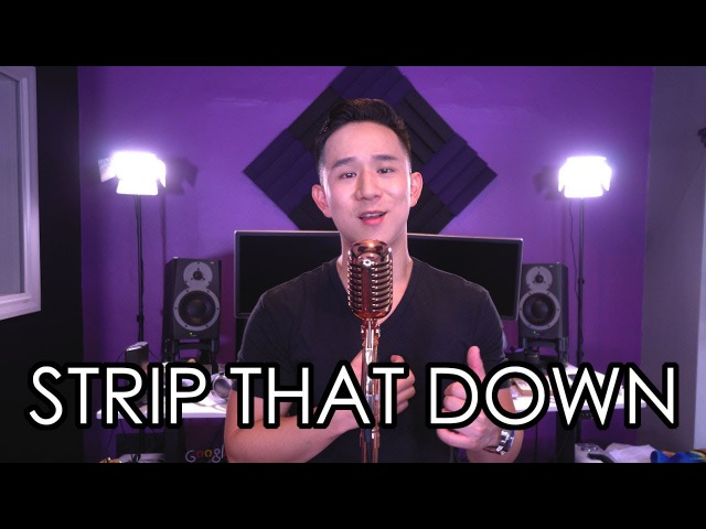 Strip That Down - Liam Payne | Jason Chen Acoustic Cover