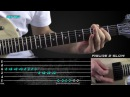 How To Play Metallica - Harvester Of Sorrow (Full Guitar Lesson With Tabs)