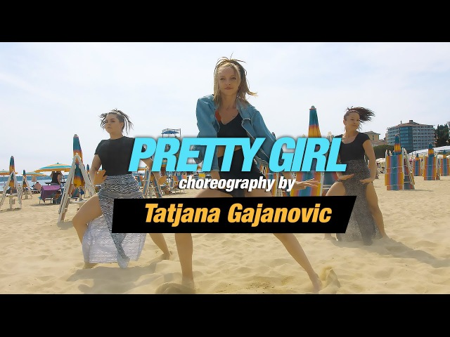 Maggie Lindemann Pretty Girl choreography by Tatjana Gajanovic Cheat Codes x CADE Remix