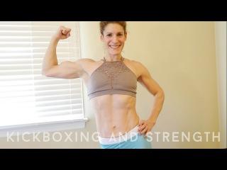 Кикбоксинг и силовая тренировка 2 0. Kickboxing and Strength 2 0 by Jamie B