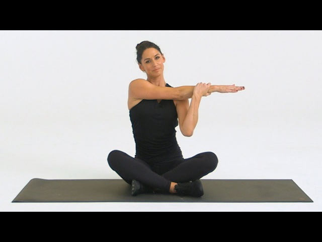 Tone It Up - The Perfect Stretching Routine (Look for Love) | Тренировка для растяжки всего тела (стретчинг)