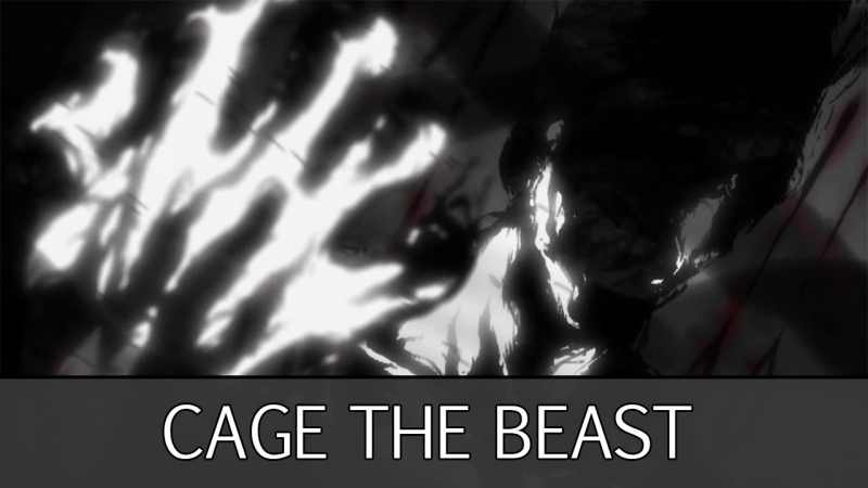 Клетка зверя AMV - Cage the beast