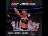 On This Day: Joanna Jedrzejczyk Debut