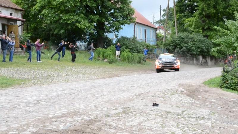 WRC 2017 rajd polski Orzysz - 1