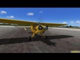 FSX A2A Piper J-3 Cub