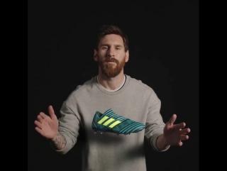 adidas football. Шоу Лео Месси -- #ясоздаю