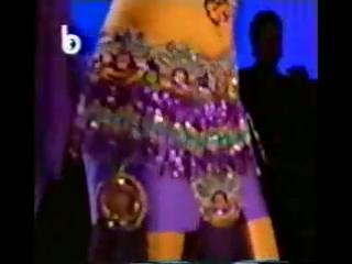 Shahraman lebanese belly dancer 5521