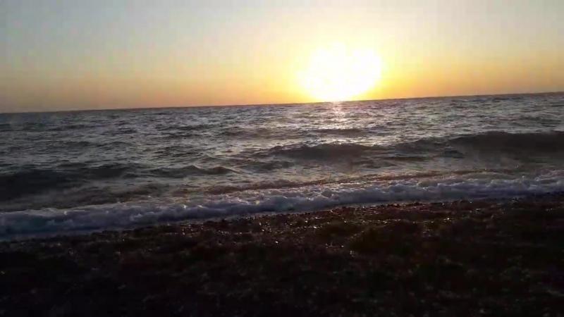 Море, море ты прекрасно