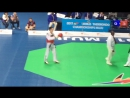 Taekwondo World Chempionship Golden Point