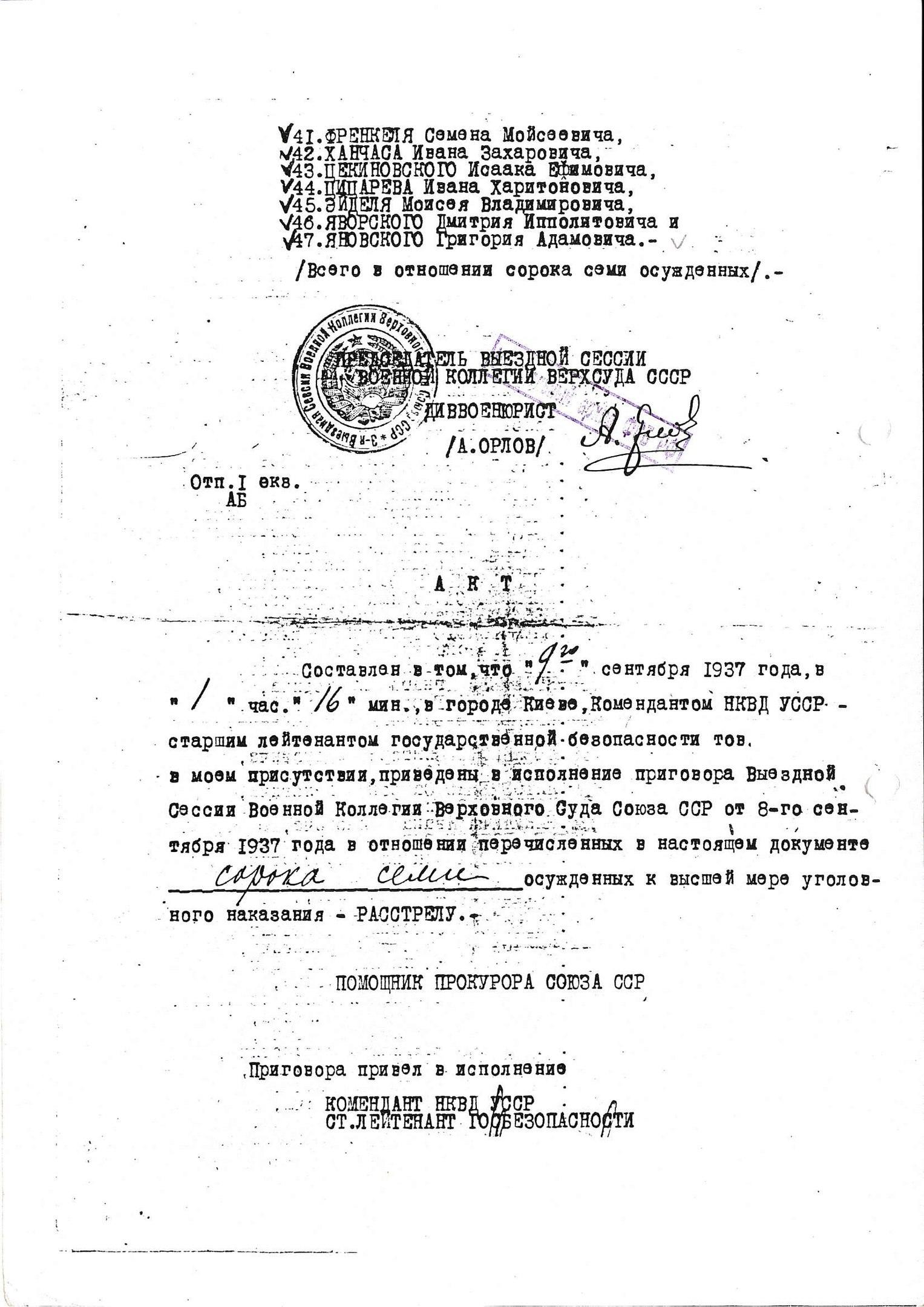 Лепешкин александр иосифович списки член кандидат вкп б