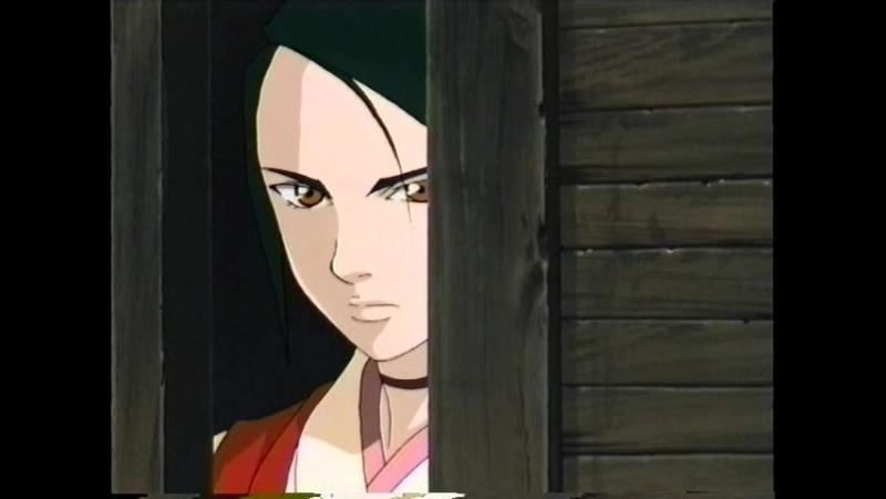 Манускрипт ниндзя: Новая глава / Ninja Scroll: The Series / Juubee Ninpuuchou: Ryuuhougyoku Hen - 7 серия (Д. Толмачев) [2003]