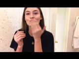 Grace Elizabeth's Easy Model-On-Duty Makeup Beauty Secrets Vogue